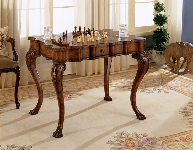 Heritage Traditional Game Table