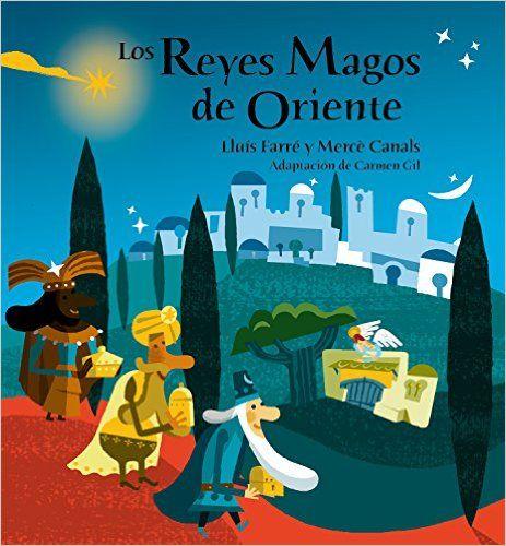 Los Reyes Magos de Oriente (Leyendas pop-up): Amazon.es: Lluís Farré, Mercè Canals Ferrer, Carmen Gil Martínez: Libros