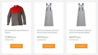 #GLOVEX Import i Dystrybucja #BHP – #Odzież #robocza #spawalnicza - pełna gama #roboczej   #odzieży   #ochronnej . Polecamy szczególnie skórzane produkty niemieckiej firmy #teXXor oraz czeskiej #Canis.  ZOBACZ ➡ https://www.glovex.com.pl/shop/pl/c/Spawalnicza/144