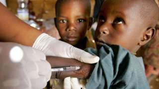 Image copyright                  Getty Images             Image caption                                      Vaccination can prevent meningitis                               An outbreak of meningitis in several states of Nigeria has killed at least 140 people, officials say....