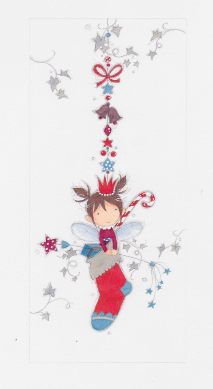 Annabel Spenceley - Stocking Fairy