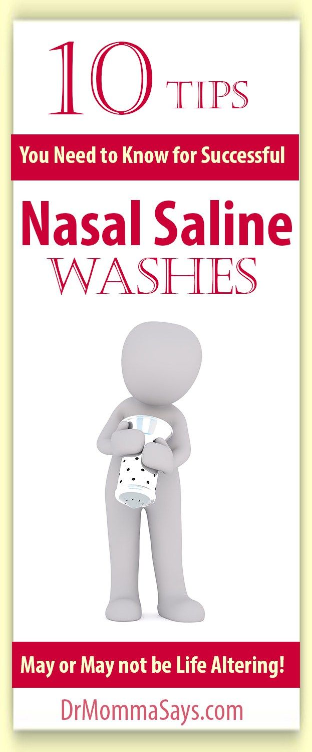 Dr. Momma discusses the value in using saline nose spray (salt water washes) to improve allergy and chronic upper respiratory conditions. Allergies l Mucus l Nasal congestion l Allergy l Sinus Infection l Ear Infection l Saline l Salt water wash l Dr. Momma l DrMommaSays.com
