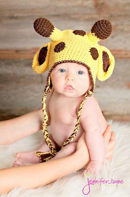 Ravelry: giraffe crochet hat pattern pattern by jennyandteddy: Crochet Hat Patterns, Patterns 0 3, Pdf Giraffes, Giraffes Crochet, Giraffes Hats, 0 3 Months, Crochet Hats Patterns, Baby, Crochet Patterns
