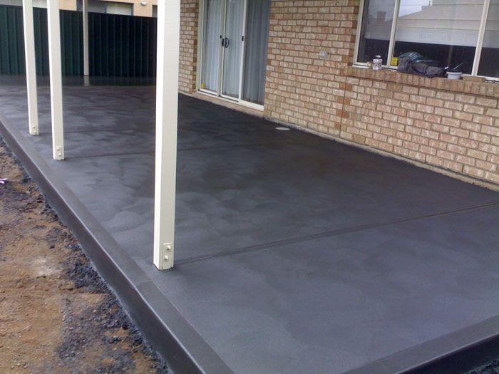Charcoal Construction Concrete Path Concrete Walkway