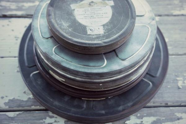 Vintage Film Canisters