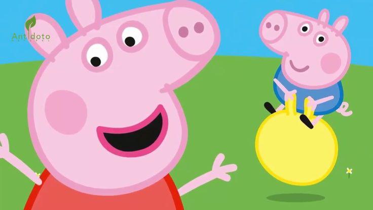 Ciencia demuestra el daño que Peppa Pig está causando en los niños - YouTube