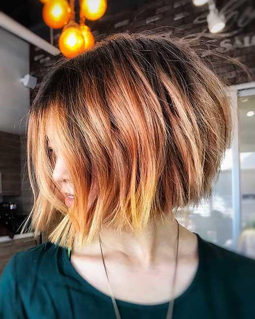 25-Latest Bob Hairstyles 2017
