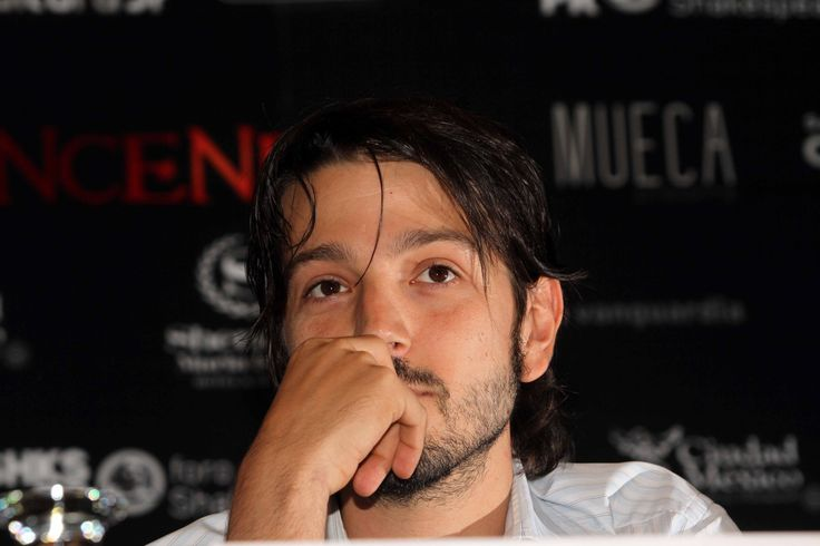 Diego Luna lost his mom when he was only 2 years old and has celebrated Dia de Muertos ever since to keep her memory alive.