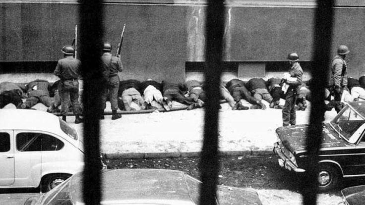 Detenidos 11 de septiembre 1973 (© AP)