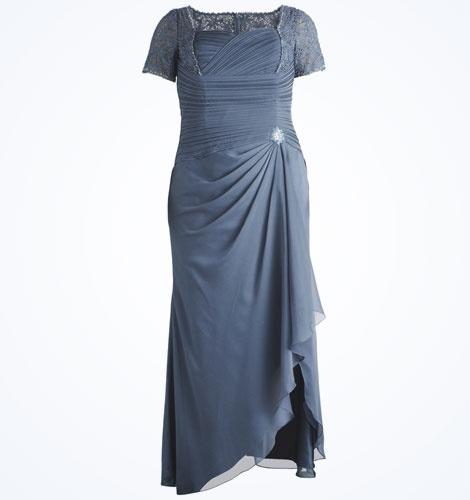 Molde para fazer um vestido de festa com manga de renda - Moda, Beleza, Estilo, Customizaçao e Receitas - Manequim - Editora Abril