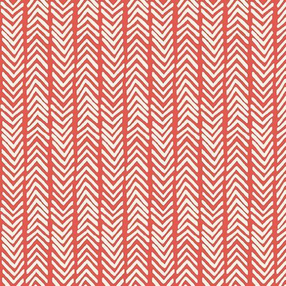 Herringbone poplin Monaluna Fabrics, Simple Life, arrow fabric, organic fabric by the yard, Scandinavian, modern blender, woodland