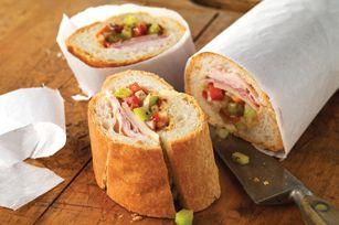 Country Sandwich recipe