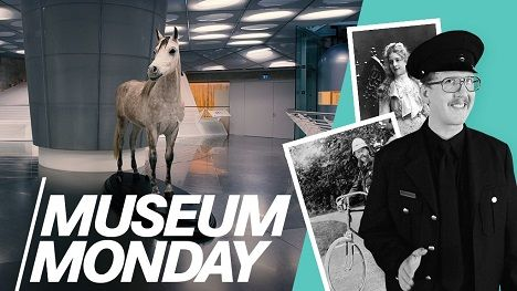 "Premio para formato en línea ""Museum monday"" de Mercedes Benz"