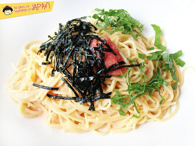 Mentaiko Pasta Recipe - Spicy Cod Roe Pasta at Pronto by www ...