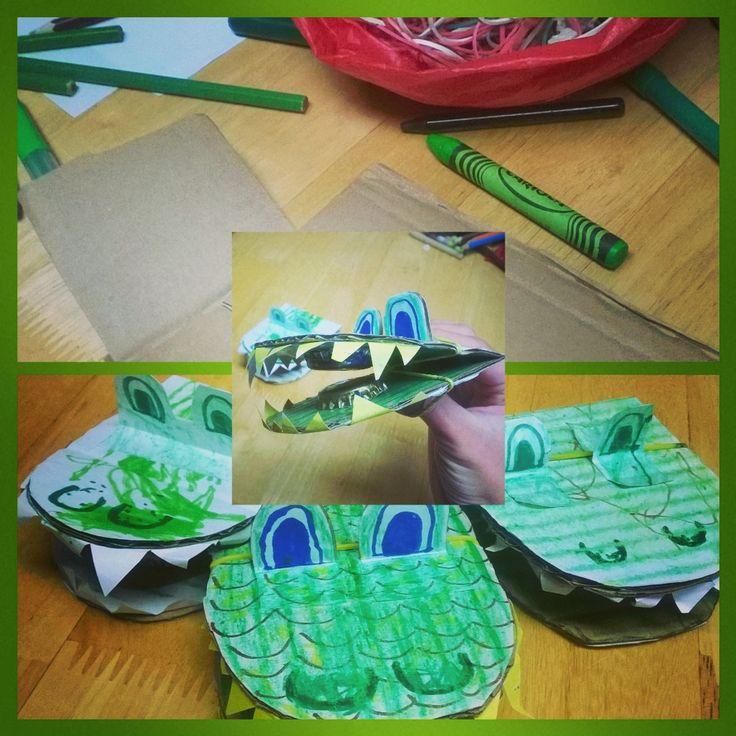 Klapací krokodýl
