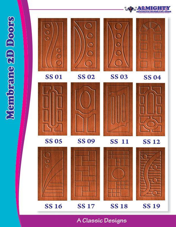 Wooden Membrane 2D Doors from Quality Wooden Membrane Doors Manufacturer and Supplier  sc 1 st  Pinterest : m doors coimbatore - pezcame.com