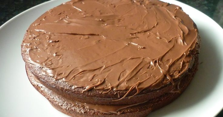 I have discovered the joys of cooking with scan bran(!) I made this cake and wanted to share the recipe with you all, I found it online or...