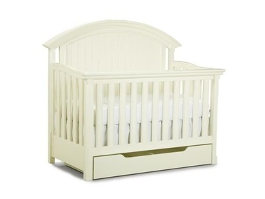 Summer Breeze Convertible Crib By Legacy Classic Kids. Becomes Toddler Bed,  Then Daybed And