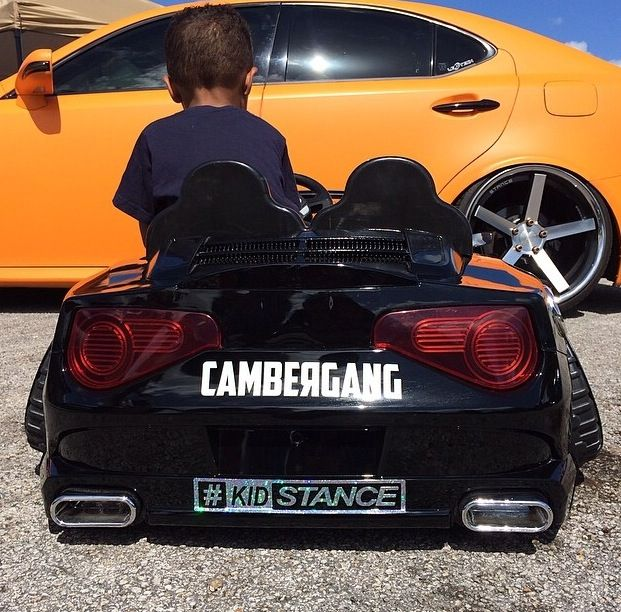 Camber gang