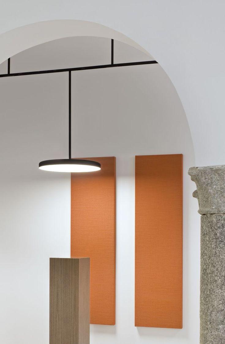 Illuminazione a binario in alluminio estruso INFRA-STRUCTURE By FLOS design Vincent Van Duysen