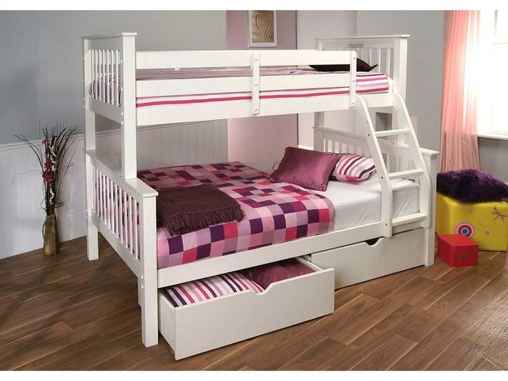 Best 16 Best Bunk Beds Images On Pinterest Bunk Beds 3 4 400 x 300