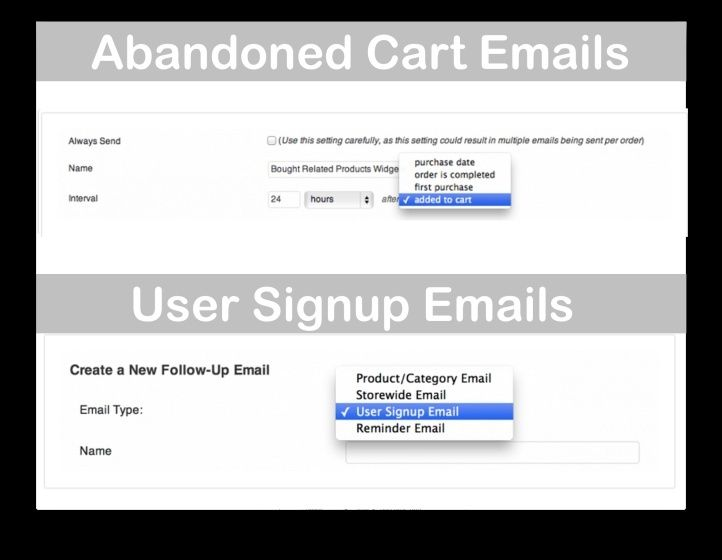 WooCommerce Follow Up Emails 452 Extension - follow up email