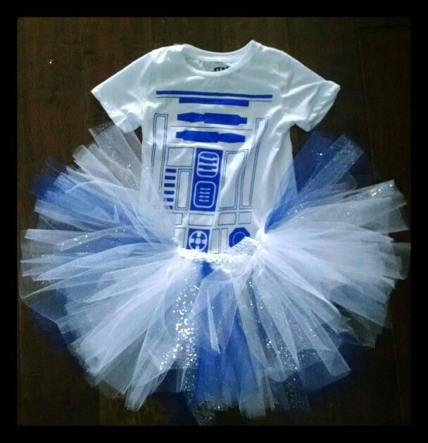where can i buy cheap gold jewelry Star Wars costumes for girls R D tu home made no sew tutu