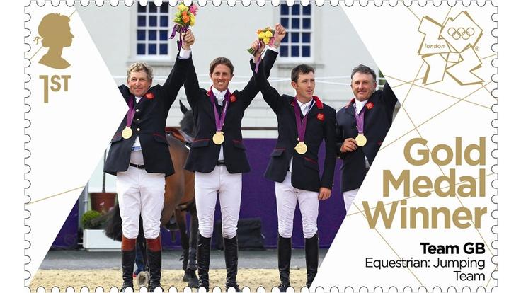 Nick Skelton, Scott Brash, Peter Charles and Ben Maher.