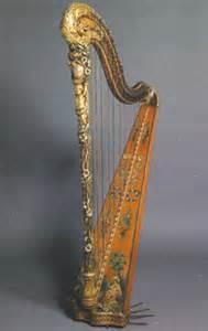 her harp
