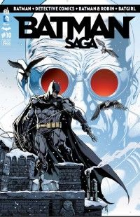 Batman Saga #10 Urban Comics