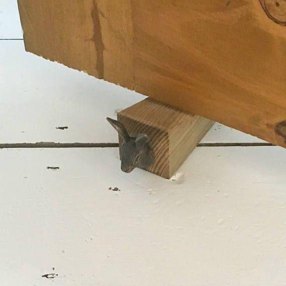The 25+ best Wooden door stops ideas on Pinterest   Natural wood ...
