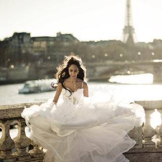 A wedding in Paris