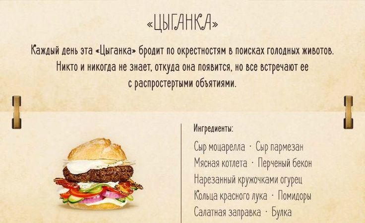 Для любителей быстрого питания, как сделать домашние бургеры
