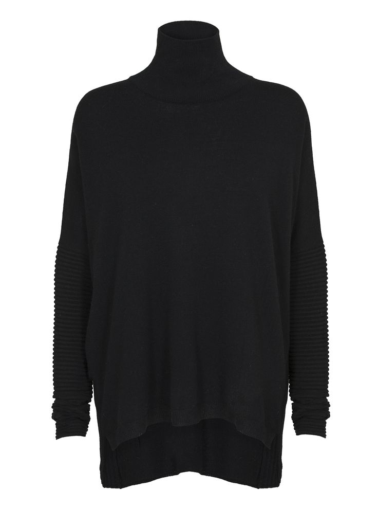 JUST FEMALE AW 2014 // CARLA NECK BLOUSE