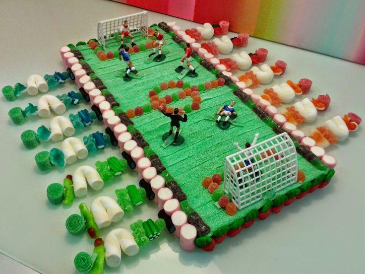 Tarta futbolín