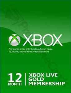 [$46.29] 12 Month Microsoft Xbox Live Gold Membership Subscription for Xbox One/Xbox 360 #LavaHot http://www.lavahotdeals.com/us/cheap/12-month-microsoft-xbox-live-gold-membership-subscription/136393