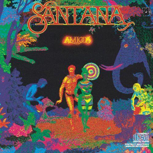 Carlos Santana Amigos