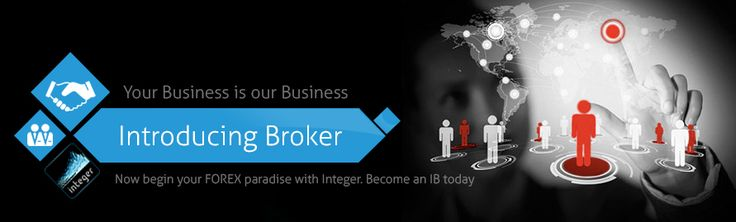IntegerFX's IB Program is an affiliate program intended for those who are ready to start a new successful FOREX trading business or even expand your current FOREX business.  More: http://www.integerfx.com/partner-with-us/introducing-brokers/
