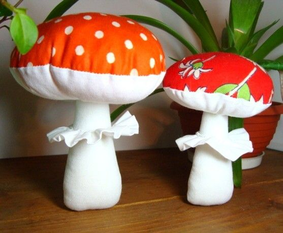 хайнкес грибы из поролона картинки влюблена любима