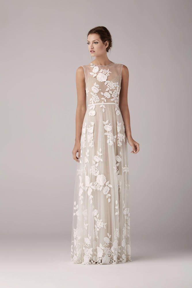 Robe de mariée Arya disponible chez Plume Paris