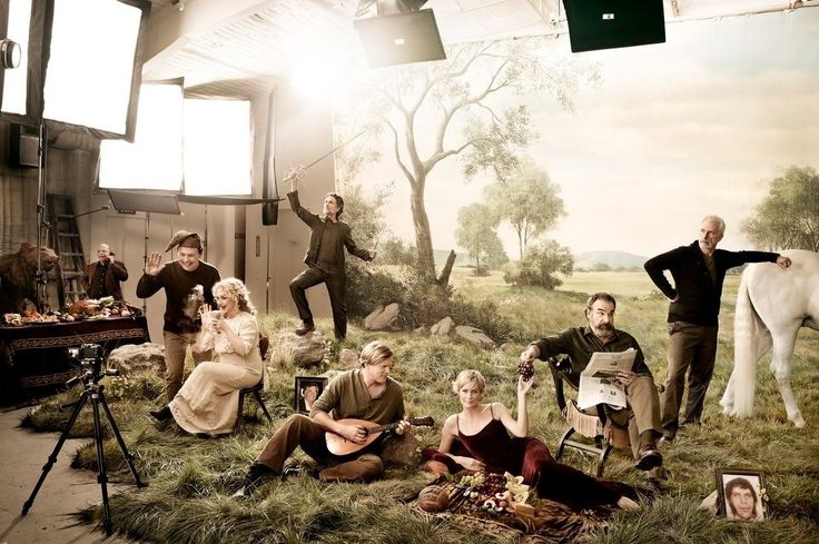 The Princess Bride cast 25 years later. Inconceivable!
