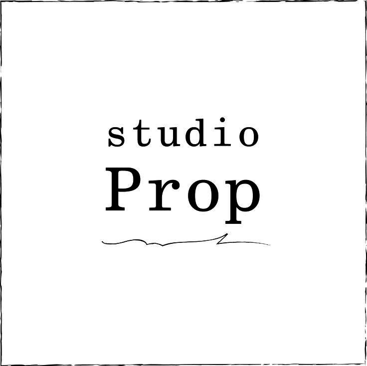 Logo Studio Prop | Ontwerp Studio Prop - www.studio-prop.nl #StudioProp #Logo…