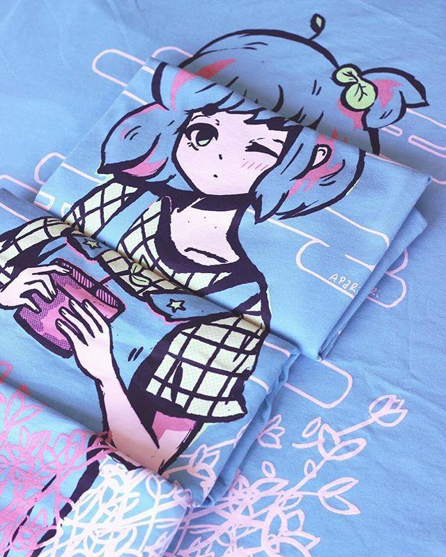 Anime Aesthetic Girl Blue Contoh Soal 7