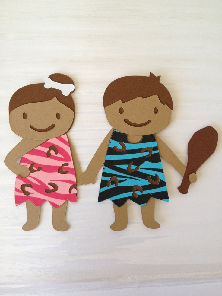 Caveman Couple. $1.25. This cute couple is perfect for decorating your Valentine cards, or scrapbooking your favorite pair whether it's best friends or true love!