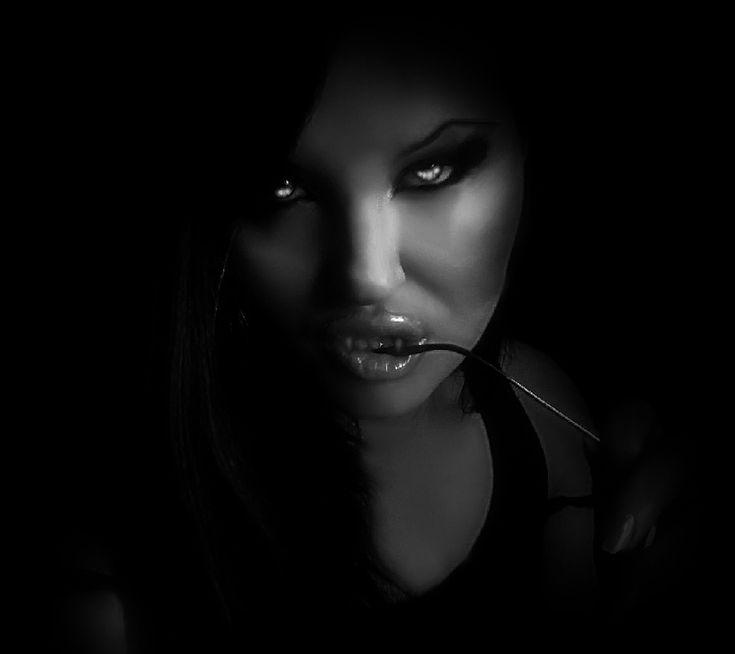 Vampire sexy female