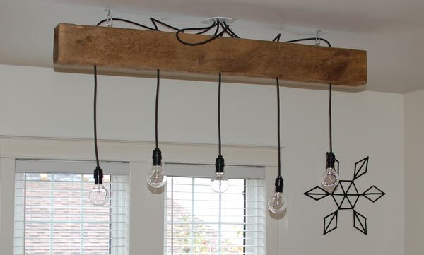 Studio50, raw bulb and beam light