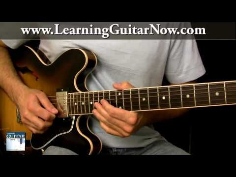 Jimi Hendrix Blues Guitar Lesson - Voodoo Chile Style - YouTube