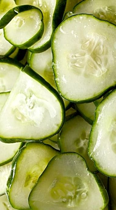 Momofuku Kirby Cucumber Pickles - Chef David Chang of Momofuku created these sweet, salty pickles that are ready in about an hour. Persian cucumbers will work also if you can't find Kirbys. ❊