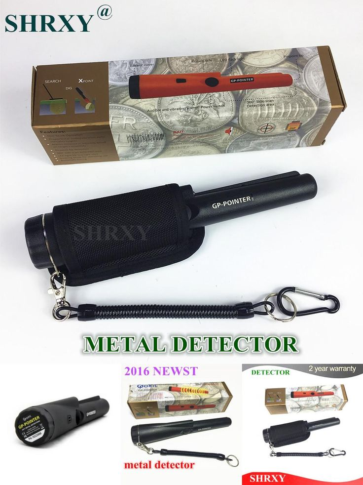 [Visit to Buy] FREE SHIPPING 2017 Hot sale Garrett Metal Detector The Same Style Pro Pointer Pinpointing  Hand Held Metal Detector Design #Advertisement