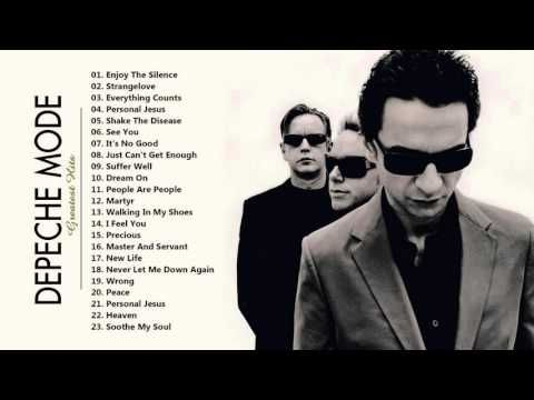 Depeche Mode Greatest hits - The Very Best of Depeche Mode - YouTube